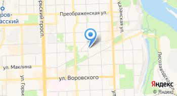 Петербургский лицей Аноо на карте