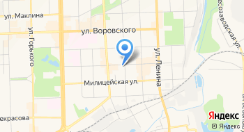 Магазин Швейный простор на карте