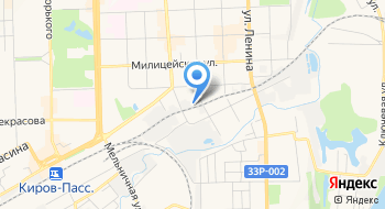 Бельетаж на карте