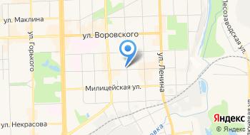 Ветеринарная аптека №1 на карте