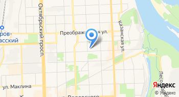 КОКГУ Центр развития туризма Кировской области на карте