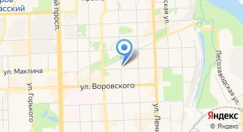 Архитектурная дизайн-студия Be & live design на карте