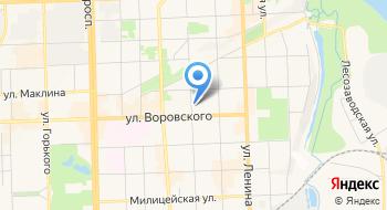 Кировский учебный центр повышения квалификации и профессиональной переподготовки ЧОУ ДПО на карте