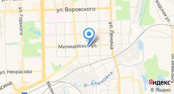 ПКФ Гамма-Дент на карте