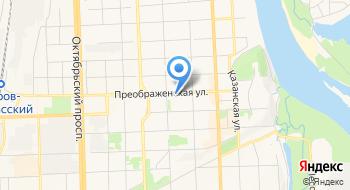 Вятский государственный университет на карте