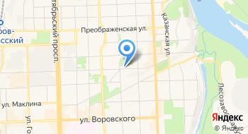 Тату-салон Viktori-Art на карте