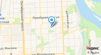 Ресторан Пивной дворик на карте