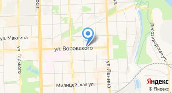Врач-нарколог Халилов Егор Нуриханович на карте