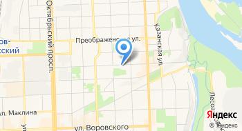 Кировпромбезопасность на карте