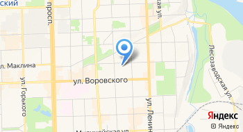 Клуб Тюнинга Киров на карте