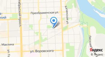 Волго-Вятская Производственная компания на карте