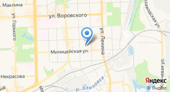Знамение на карте