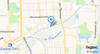 Салон мебели Фабрика Москва на карте