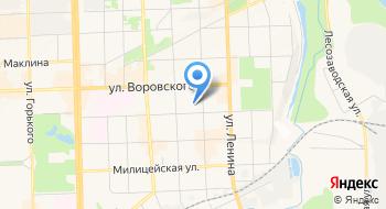 МАУ ДО ДЮСШ №5 на карте