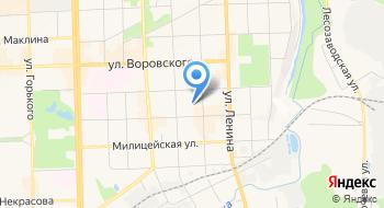 Городской автоломбард №1 на карте