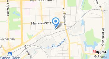 Юникс, магазин. ИП Альгин Сергей Александрович на карте