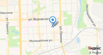 Лингвистический центр от ВятГУ на карте