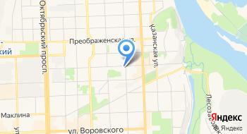 Newform на карте