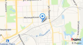 ФГУП Проектно-конструкторское бюро Ниисх Северо-Востока на карте