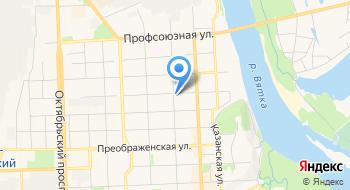 МКУ Дирекция зеленого хозяйства г. Кирова на карте