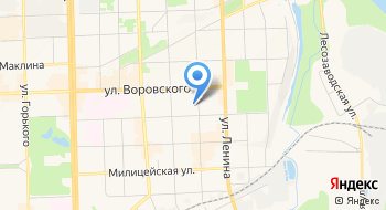 КировАренда. РУ на карте
