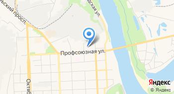 Гаражный кооператив Автомобилист-68 на карте