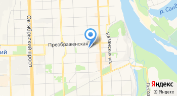 ФГБУЗ Центр гигиены и эпидемиологии в Кировской области на карте