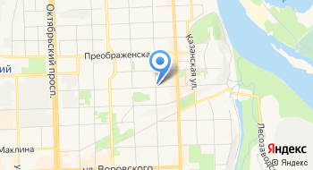 Производственно-строительная фирма Русский дом на карте