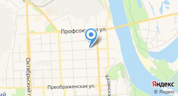 Городская ремонтно-эксплуатационная служба на карте