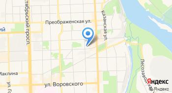 Газета Вятской гуманитарной гимназии на улице Свободы на карте
