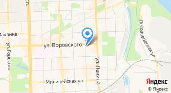 КОГБУ Вятский научно-технический информационный центр мониторинга и природопользования на карте