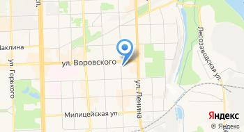 ФКУ ГБ МСЭ №15 по Кировской области на карте