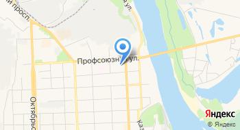 Парикмахерская Прикосновение на карте