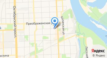 Федерация профсоюзных организаций Кировской области на карте