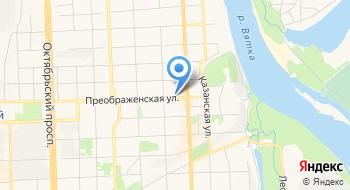 Связь-банк Кировский филиал на карте