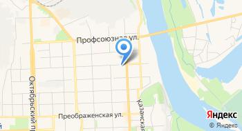 Магазин-кофейня на карте