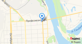 МКУ Дирекция дорожного хозяйства г. Кирова на карте