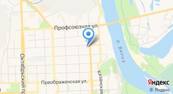 Интернет-справочник Гид по Кирову на карте