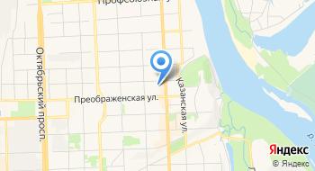 Информационный портал Newsler.ru на карте