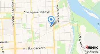 Идальго на карте