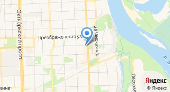 Ассоциация предприятий Безопасный город на карте