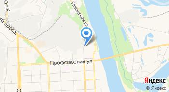 ДВСнаГАЗ на карте