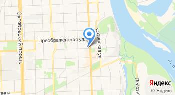 Бюро добрых услуг на карте