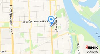 Когбуз Кировский клинико-диагностический центр поликлиника № 5 на карте