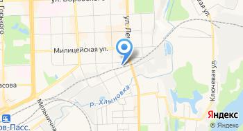 Такси Динамит на карте