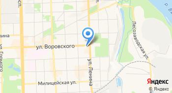 Кировский филиал Территориальный фонд геологической информации по Приволжскому федеральному округу ФБУ на карте
