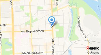 Волго-Вятский институт на карте