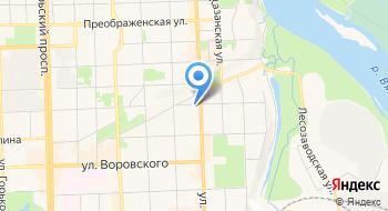 ФГУП ЦентрИнформ, Кировский филиал на карте