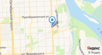 Учебно-методический центр повышения квалификации работников культуры и искусства КОГБУ ДПО на карте