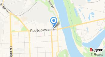 Торгово-офисный центр Радуга на карте